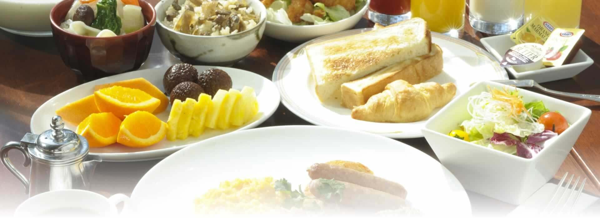朝食|レンブラントホテル大分【公式】レンブラントグループホテル