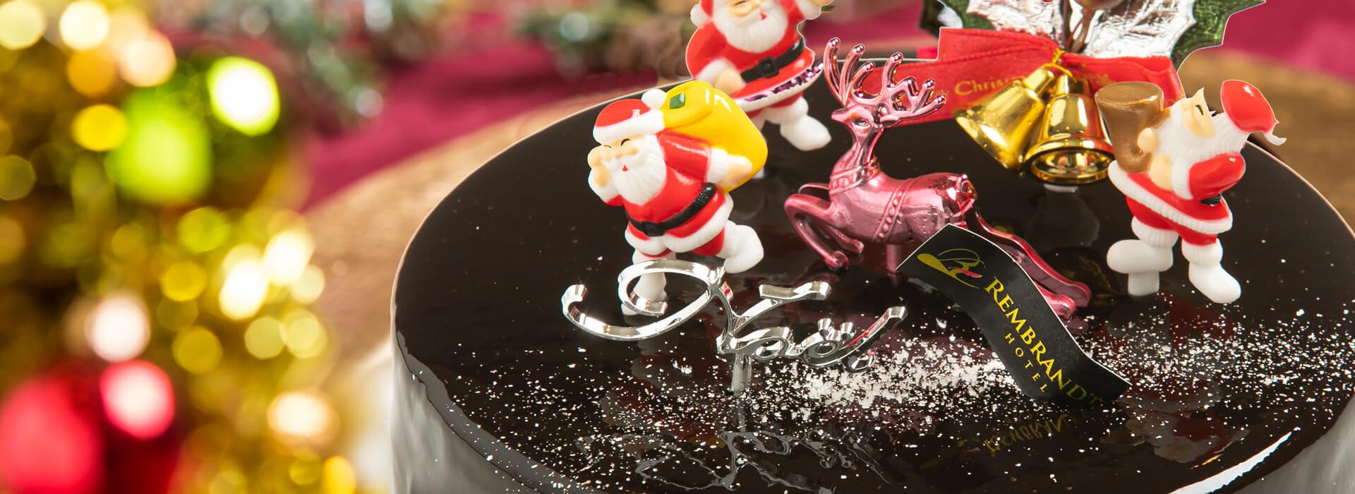 クリスマス商品|レンブラントホテル大分【公式】レンブラントグループホテル