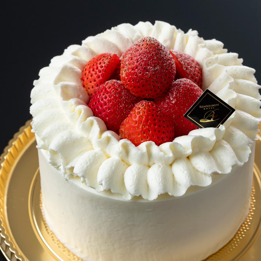 《今月のおすすめ》パティシエの特製ケーキ ―デコレーションケーキ《4号》―