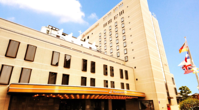 外観|TOP画像|レンブラントホテル厚木【公式】レンブラントグループホテル