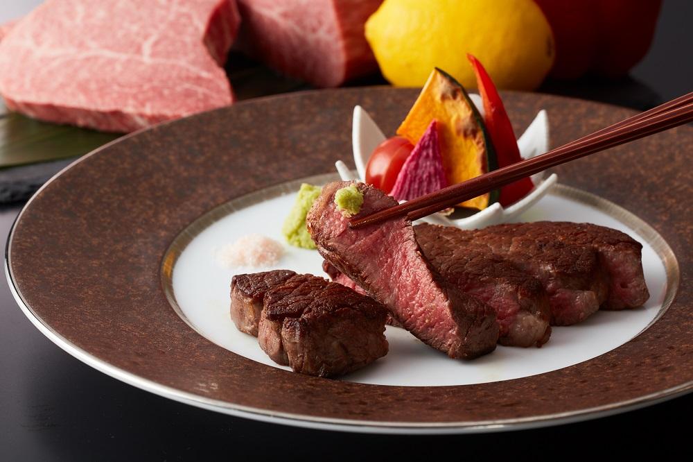 こだわりの米沢牛コース|季節のおすすめ|ランチ|レンブラントホテル海老名【公式】レンブラントグループホテル