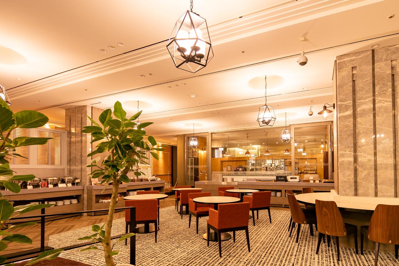 アルエット ブッフェダイニング|レストラン|レンブラントホテル海老名【公式】レンブラントグループホテル