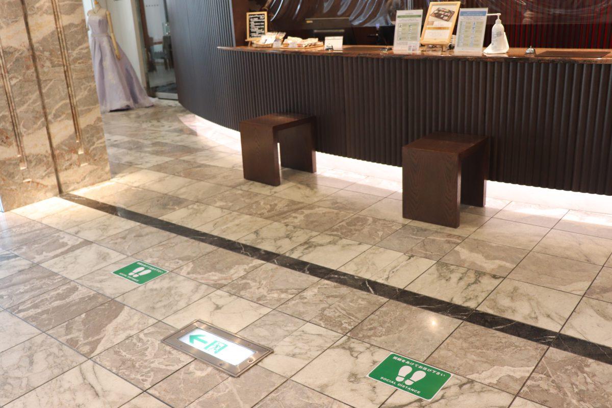 フロント・パフリックスペース 施設 レンブラントホテル海老名【公式】レンブラントグループホテル