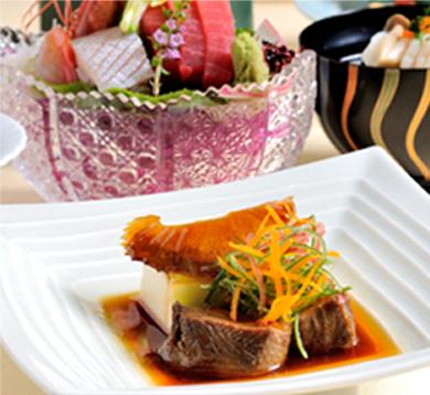 素材へのこだわり|日本料理 四季|レンブラントホテル海老名【公式】レンブラントグループホテル