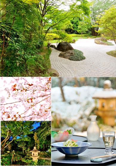 時がゆったりと流れる日本庭園|日本料理 四季|レンブラントホテル海老名【公式】レンブラントグループホテル
