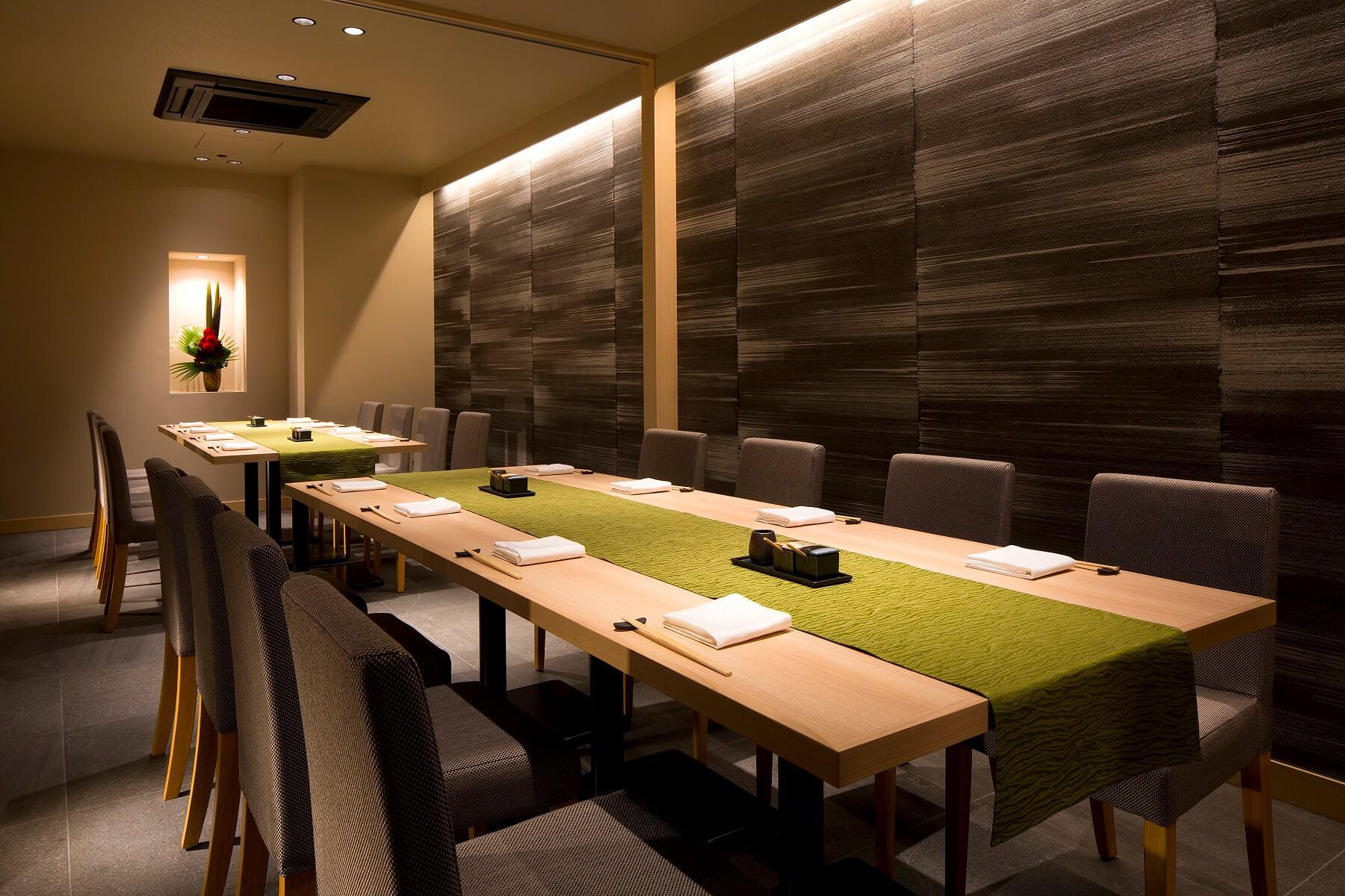 個室のご案内|レストラン|レンブラントホテル東京町田【公式】