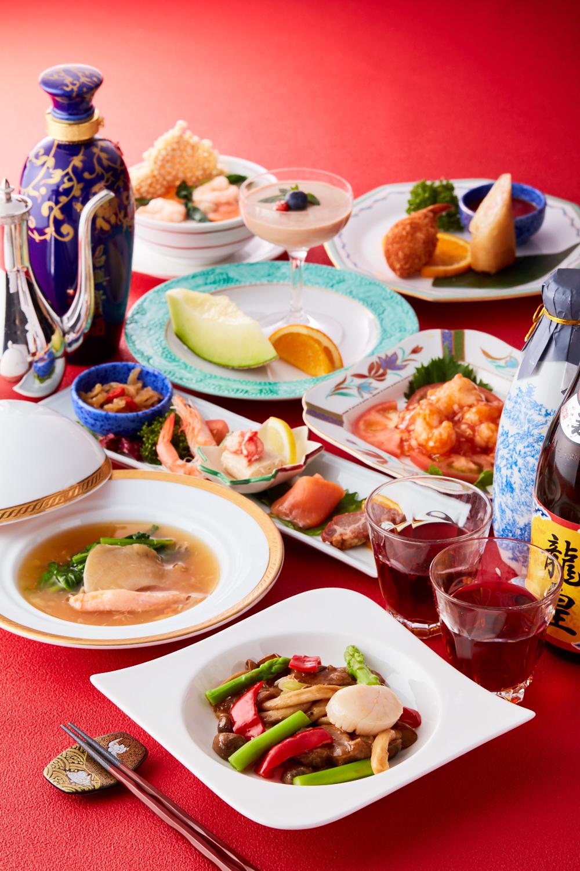 龍コース|中国料理 龍皇(ロンファン)|レンブラントホテル東京町田【公式】