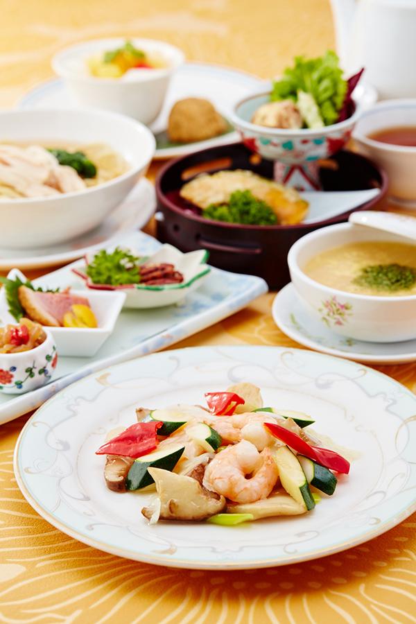 レディースランチ 楊貴妃|中国料理 龍皇(ロンファン)|レンブラントホテル東京町田【公式】