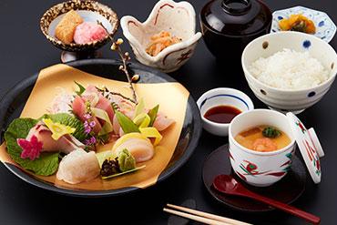 お造り膳|ランチ|レンブラントホテル東京町田【公式】
