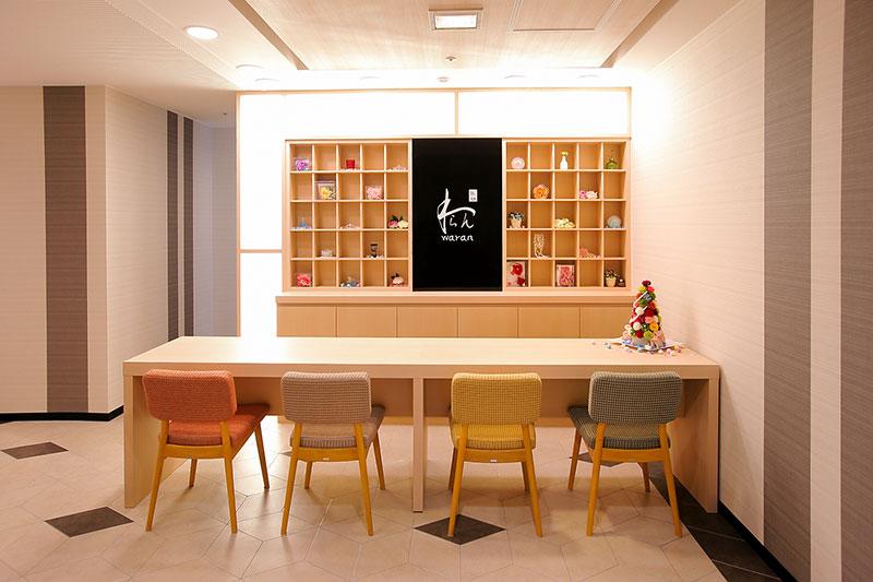 振袖わらん(ホテル3F)|施設案内|レンブラントホテル東京町田【公式】