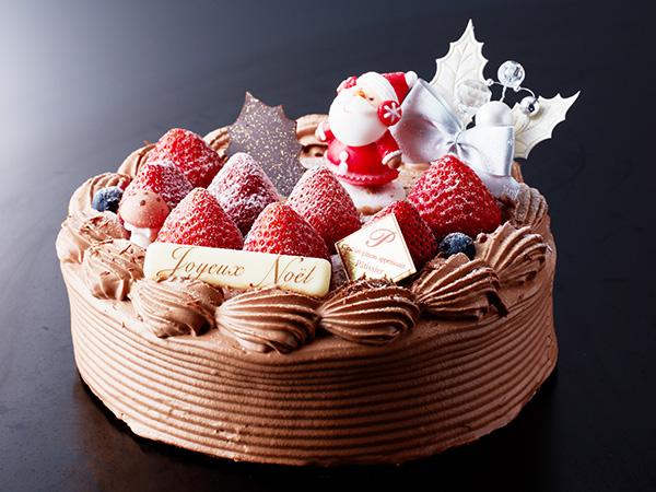 クリスマスチョコケーキ6号