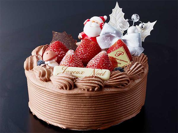 クリスマスチョコケーキ5号