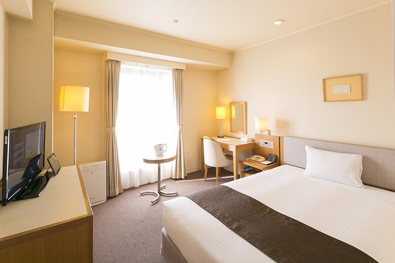 Deluxe SingleA|Rembrandt Hotel Atsugi