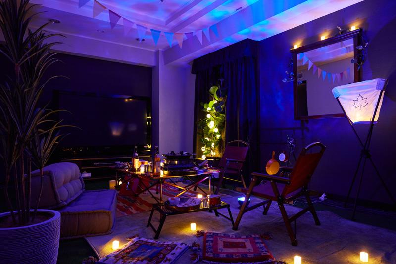 Glamping Suite Room|Rembrandt Hotel Atsugi