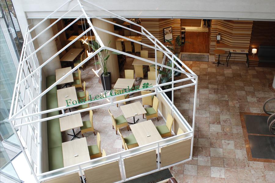 フォーリーフガーデン ガーデンエリア|レストラン|レンブラントホテル大分【公式】レンブラントグループホテル