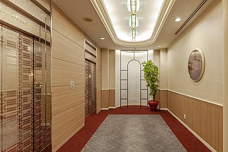 レンブラントホテル大分|大宴会場「二豊の間」