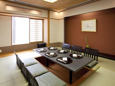 レンブラントホテル大分|日本料理 富貴野