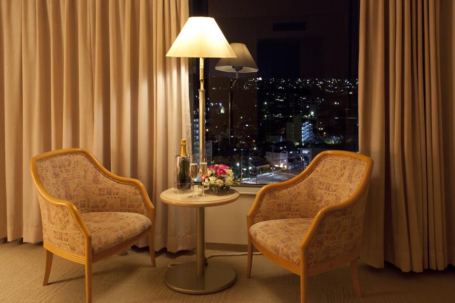 スタンダードダブル|ダブルルーム|レンブラントホテル大分【公式】レンブラントグループホテル