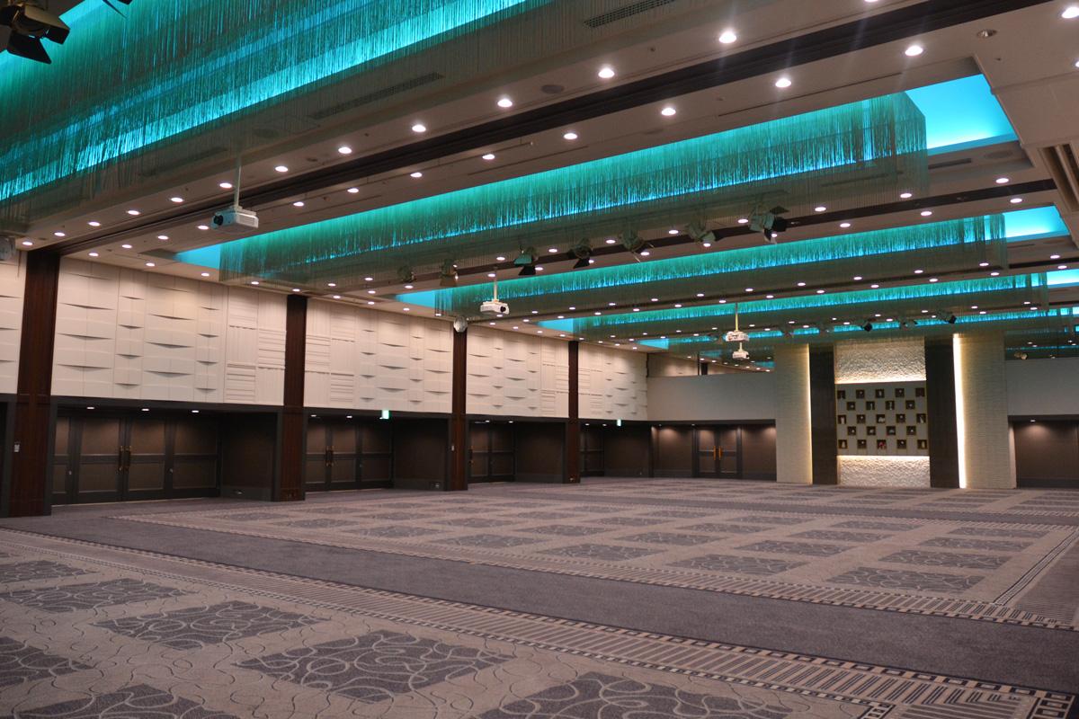 Large-Sized Banquet Halls Sagami|Rembrandt Hotel Atsugi