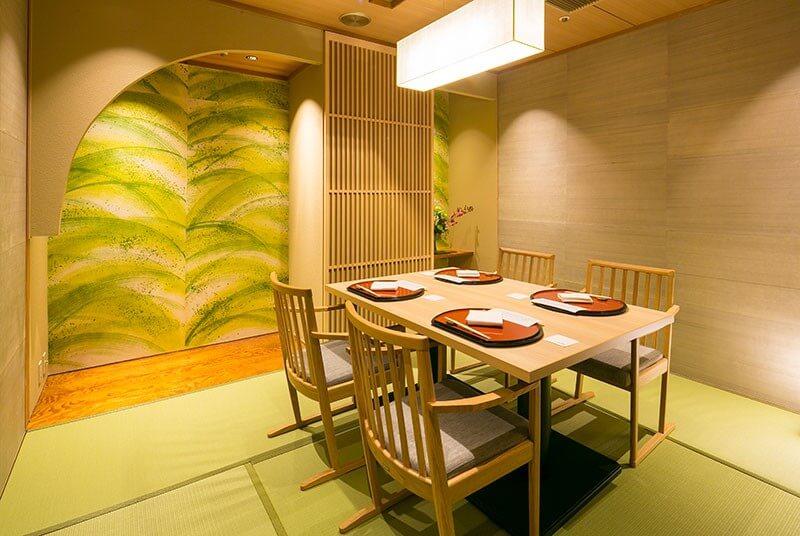 レンブラントホテル厚木|日本料理 中津川