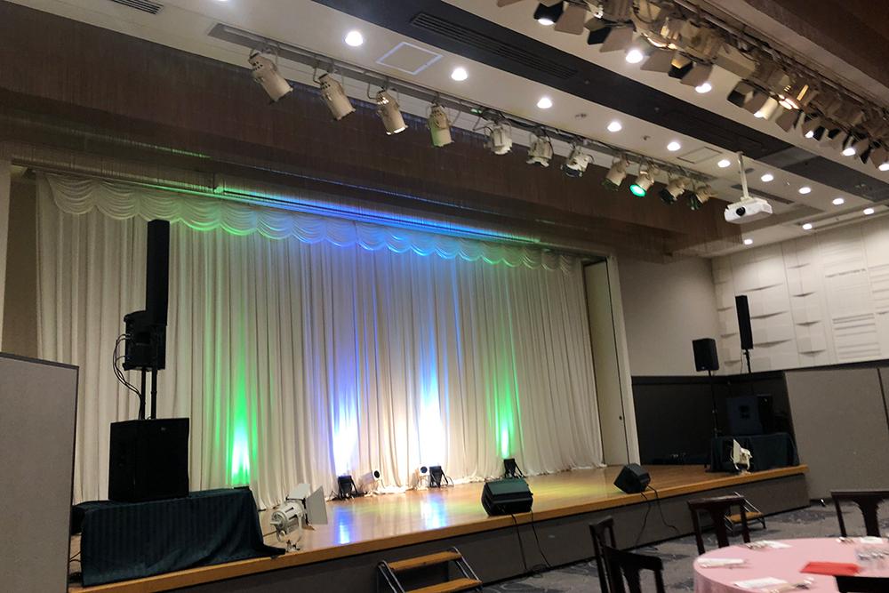 レンブラントホテル厚木 音響・照明演出