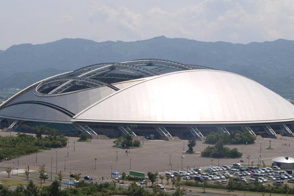 大分スポーツ公園「昭和電工ドーム大分」|周辺観光|レンブラントホテル大分【公式】レンブラントグループホテル