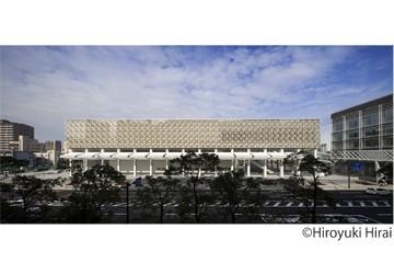 大分市「大分県立美術館(OPAM)」|周辺観光|レンブラントホテル大分【公式】レンブラントグループホテル