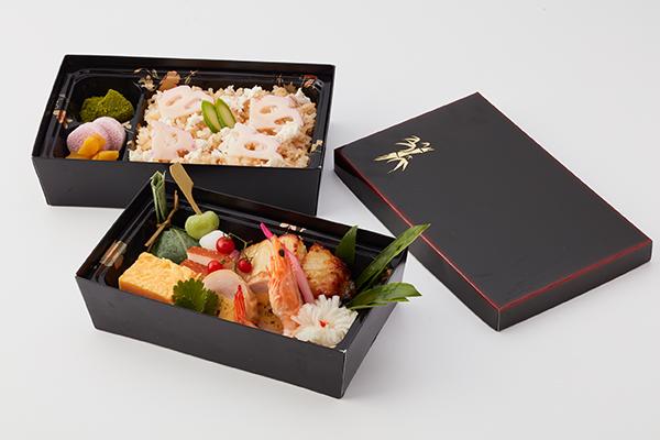 【商品番号-U】</br>鯛飯と季節の西京焼弁当|テイクアウト料理|レンブラントホテル東京町田【公式】