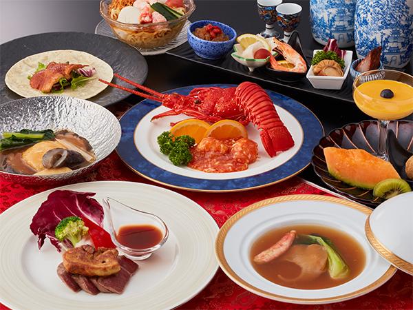 高級食材を伝統的な技で仕上げた 贅の極みコース コース レンブラントホテル東京町田【公式】