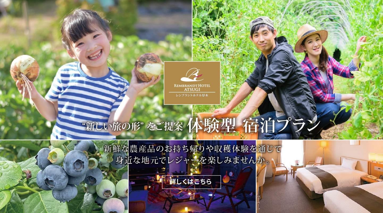 野菜宿泊プラン|TOP画像|レンブラントホテル厚木【公式】レンブラントグループホテル