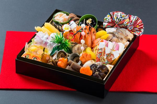 【和食 新春にふさわしい逸品】日本料理一段おせち|おせち料理|レンブラントホテル大分【公式】レンブラントグループホテル