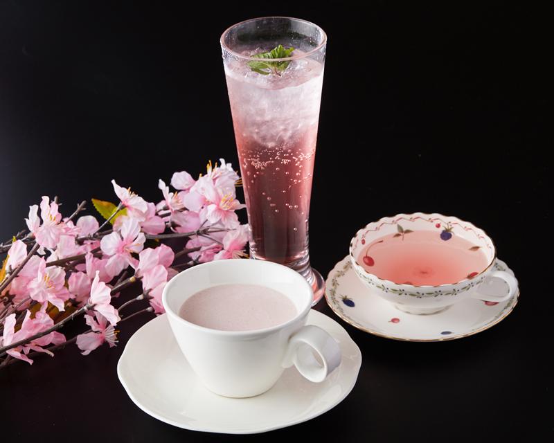 桜ドリンク フェア―