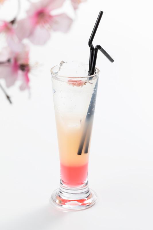 桜ドリンク