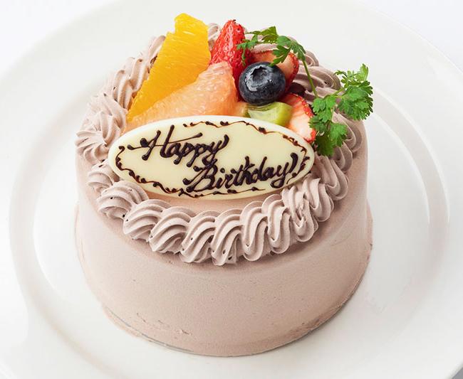 【お誕生日・記念日に】パティシエ特製デコレーションケーキ
