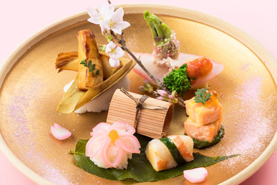 中津川の会席料理