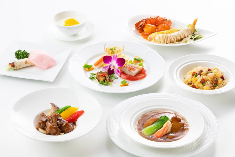 【ゴールデンウィーク限定】トルファン中華コース料理&和洋朝食付プラン