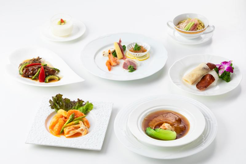 【料理長のオススメ】トルファンコース