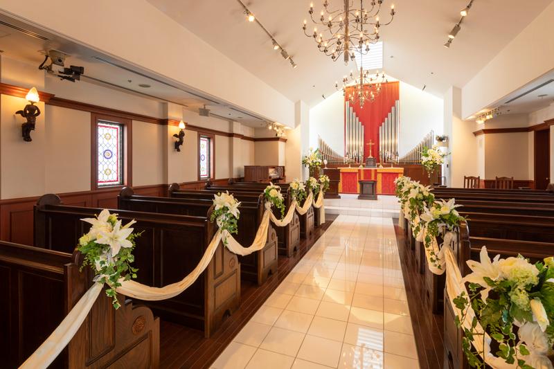 ~結婚式を迎えるおふたりへ~新型コロナウイルス感染拡大防止のための挙式・披露宴の取り組みについて