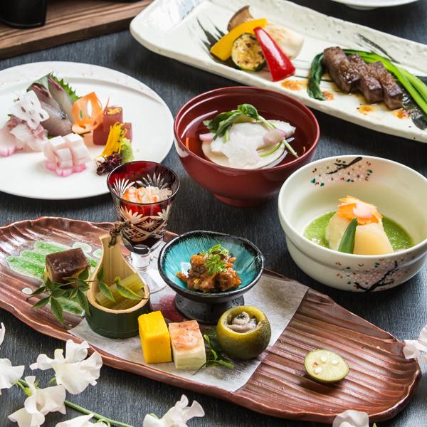歳祝いプランのご案内~満60歳の還暦のお祝いや、長寿のお祝いを「日本料理 富貴野」で行いませんか