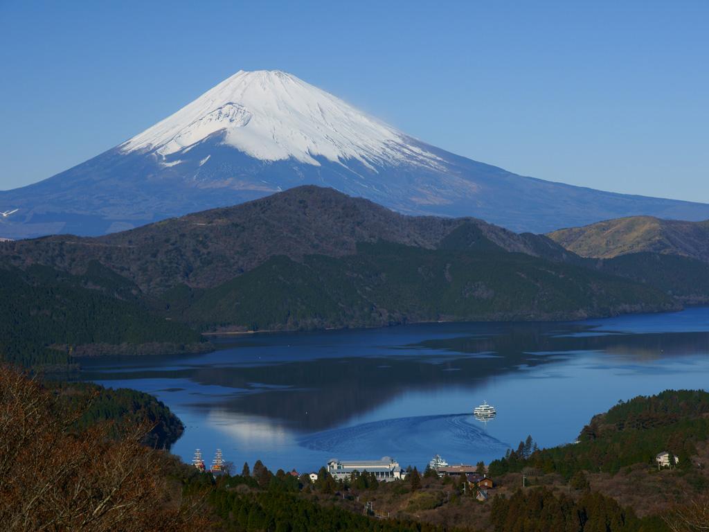 【静岡・山梨方面】富士山
