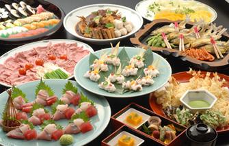 日本料理ご宴会プラン|レンブラントホテル大分