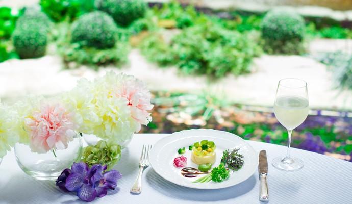 【Lunch Party Plan 平日限定】~ホテルでゆったリッチ~お昼のパーティプラン誕生!