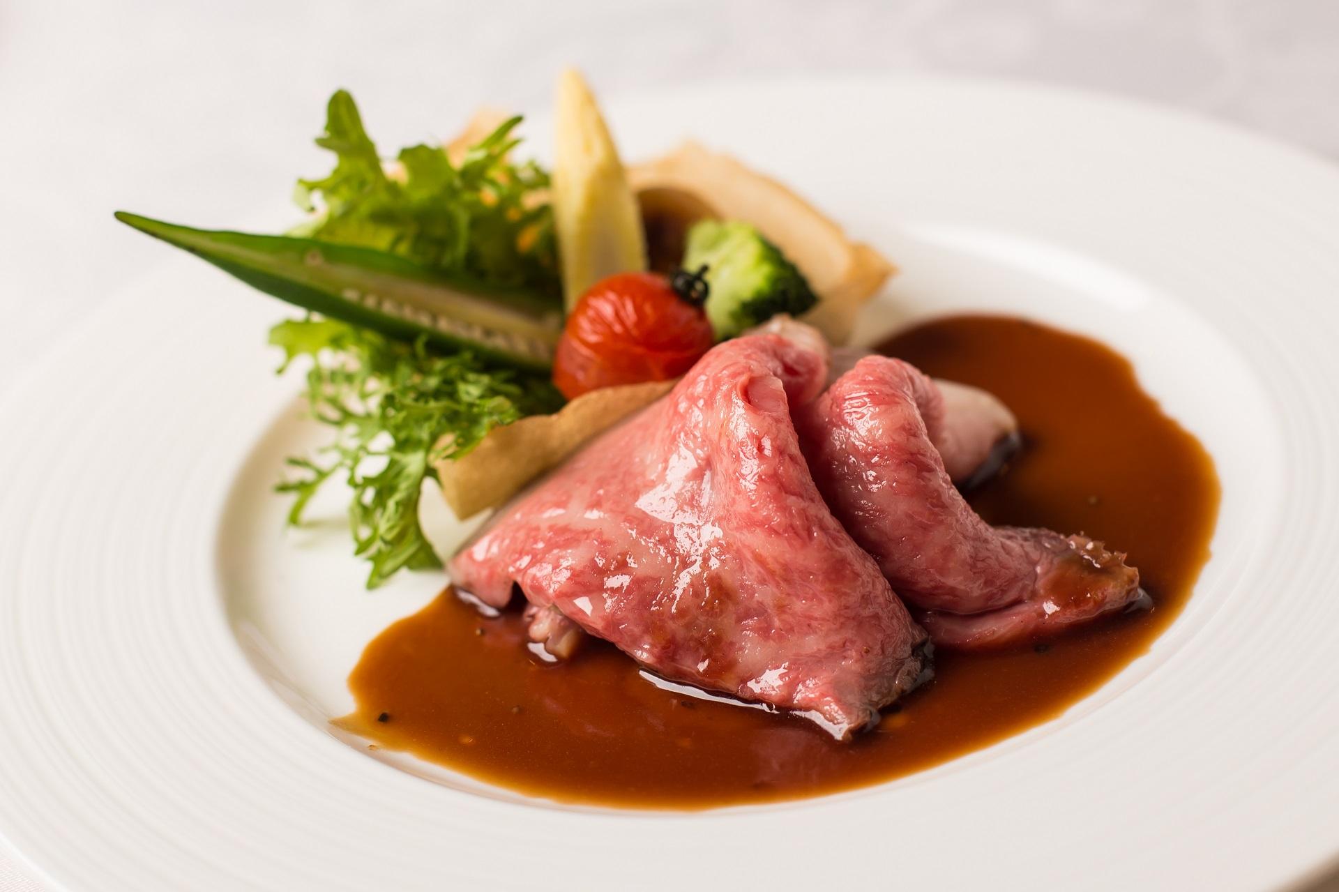 料理・デザート|ウエディング|レンブラントホテル大分