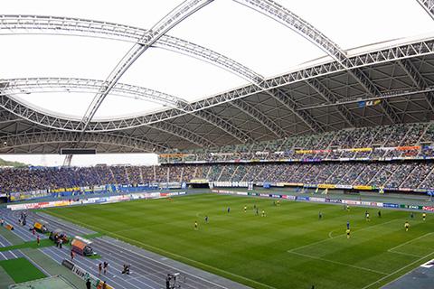 大分スポーツ公園「昭和電工ドーム大分」