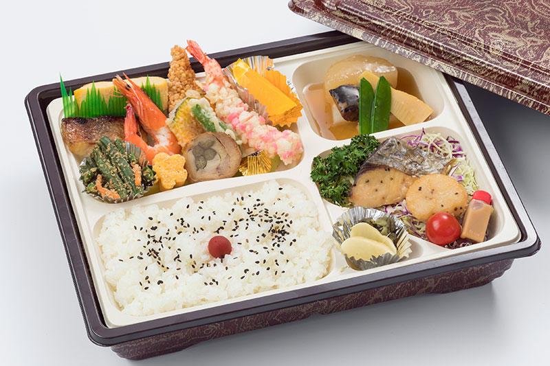 【ホテルの味をお届け】中津川特製弁当