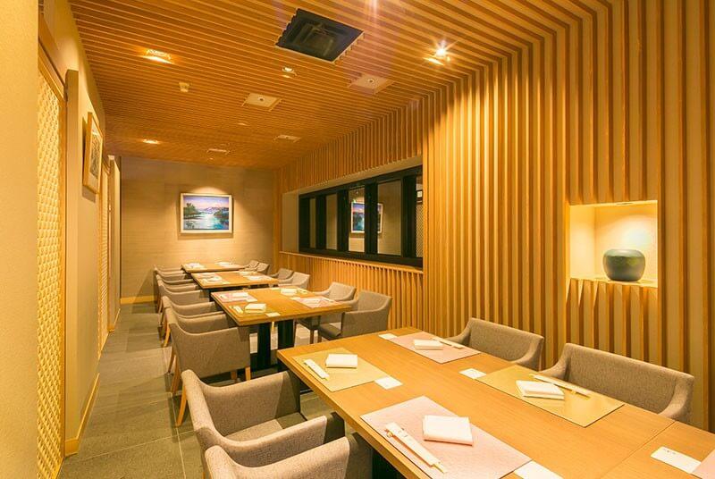 【レンブラントホテル厚木】日本料理 中津川|レンブラントホテル厚木