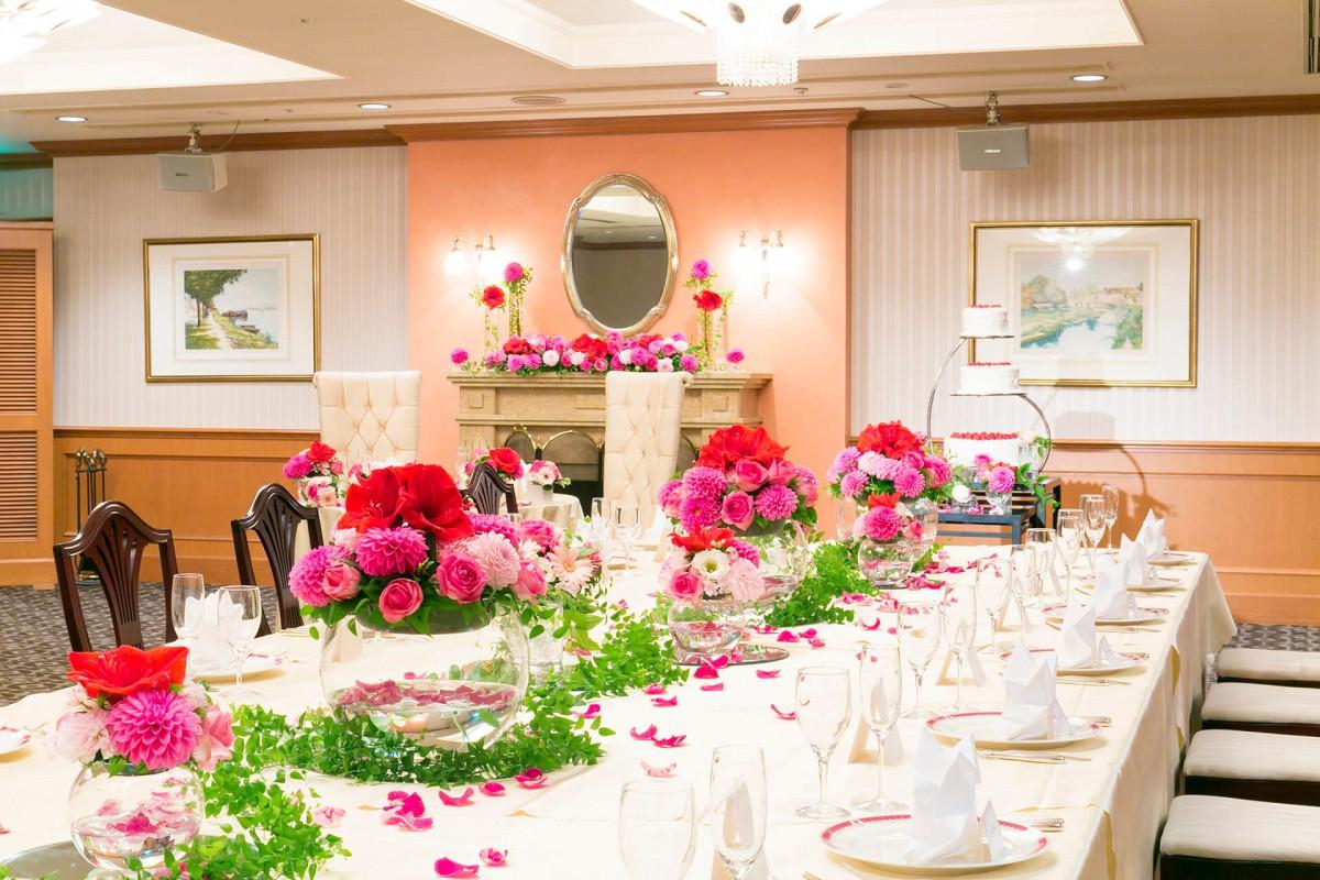 レンブラントホテル厚木|ウエディング|Party Room アンシャンテ