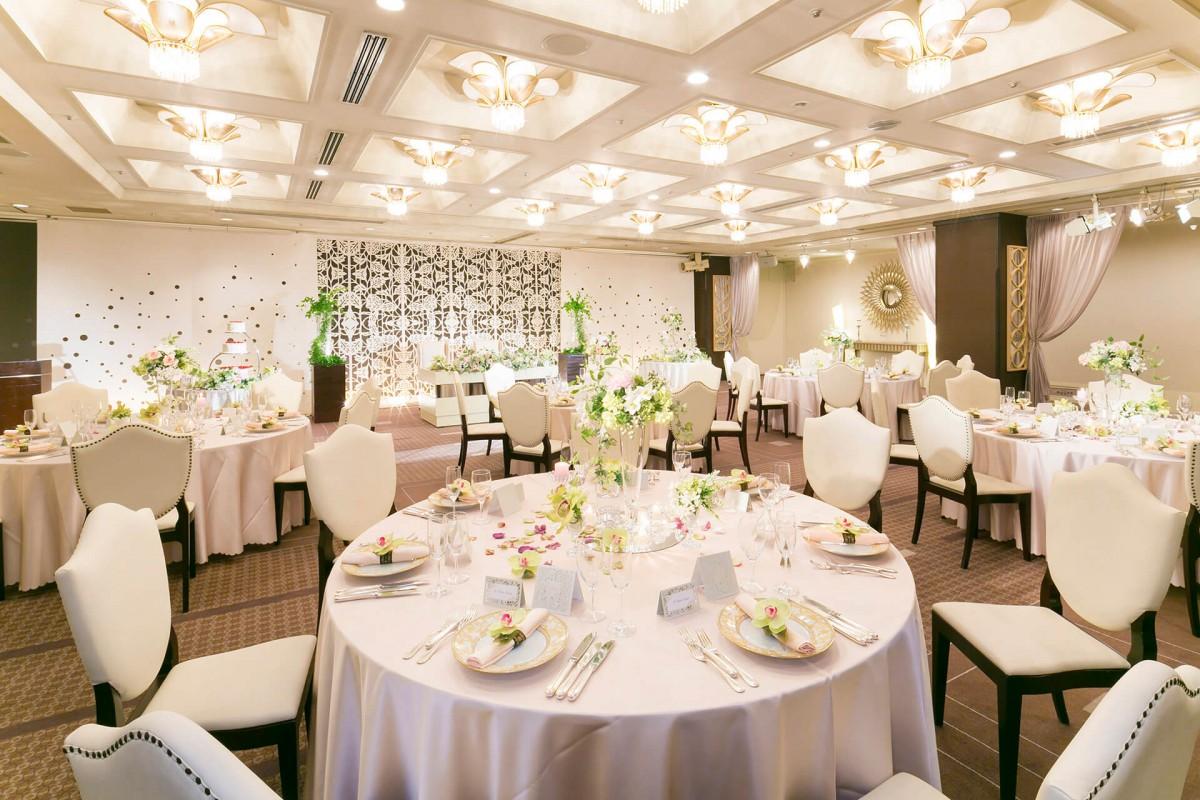 披露宴会場|ウエディング|レンブラントホテル厚木
