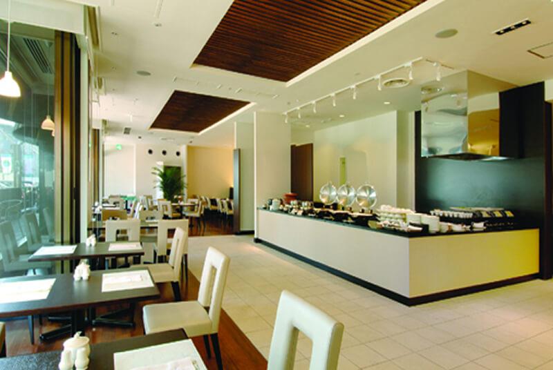 カフェダイニング パームツリー|レンブラントホテル厚木