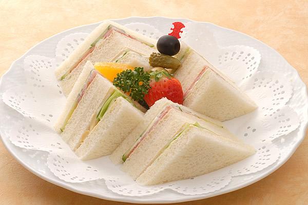 トースト&サンドウィッチ